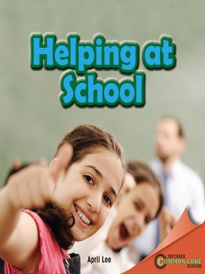 cover image of Helping at School